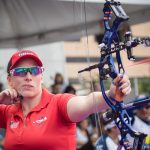 Crystal Gauvin – Professional Archer/Coach/Economist