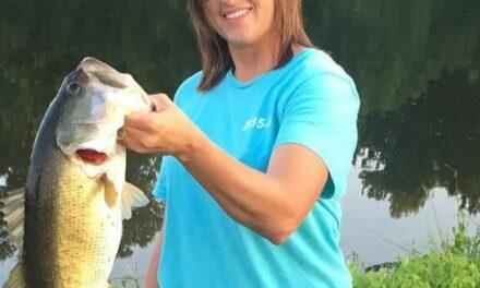 Misty Montgomery – Lady Angler Regional Team – Kistler Rods